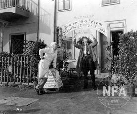 U svatého Matěje (1939)