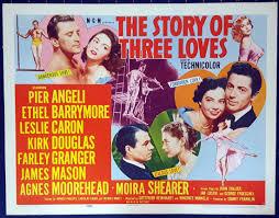 Příběhy tří lásek (1953)