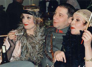 Zuzana Slavíková, Tomáš Töpfer a Eva Gorčicová