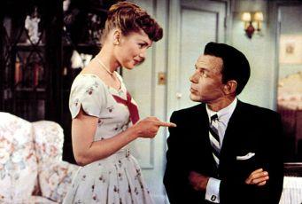 Něžná past (1955)
