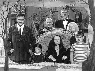 Addamsova rodina (1964) [TV seriál]