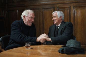 Max von Sydow a Jean-Paul Belmondo