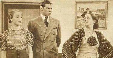 Kochaj tylko mnie (1935)