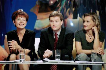 Jolana Voldánová, Bohumil Klepetko a Daniela Drtinová