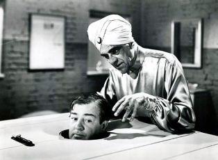 Abbott and Costello Meet the Killer, Boris Karloff (1949)