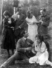 Šestnáctiletá (1918)