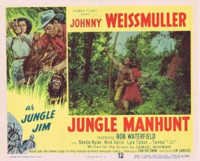 Jungle Manhunt (1951)