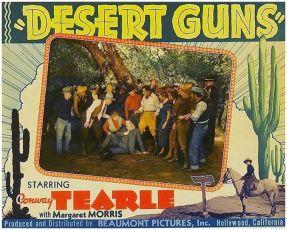 Desert Guns (1936)