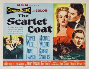 The Scarlet Coat (1955)