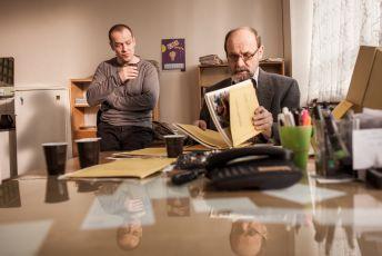 Filip Blažek a Václav Helšus