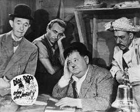 Laurel a Hardy zdědili ostrov (1951)