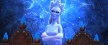 Sněhová královna v zemi zrcadel (2018)