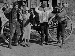 Divoký západ (1924)