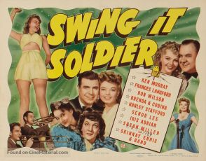 Swing It Soldier (1941)