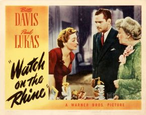 Watch on the Rhine (1943)