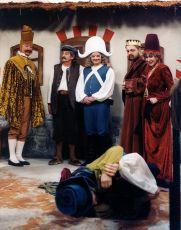 Černobílá pohádka (1994) [TV inscenace]