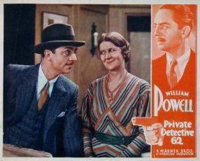 Private Detective 62 (1933)