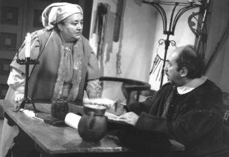 Marie Motlová a Luděk Kopřiva