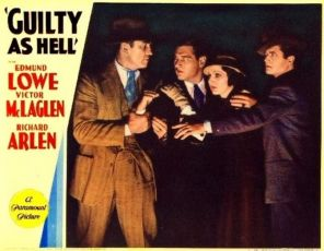 Guilty as Hell (1932)