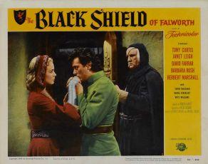 Černý štít z Falworthu (1954)