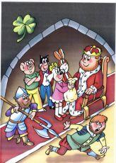 Čtyřlístek ve službách krále (2013)