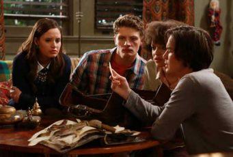 Olivia, Luke, Remy, Caleb
