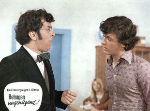 Betragen ungenügend! (1972)