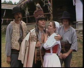 Jánošíkův dar (1989) [TV inscenace]