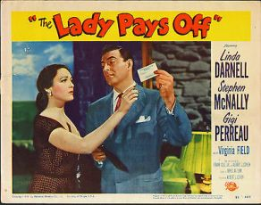 The Lady Pays Off (1951)