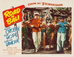 Cesta na Bali (1952)