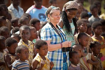 Smrt si říká malárie (2013) [TV film]