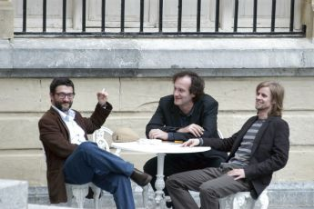 César Charlone, Serge Catoire a Sandino Saravia Vinay