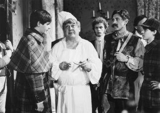 Antonín Navrátil, Josef Vinklář a Petr Kostka