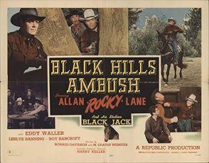 Black Hills Ambush (1952)