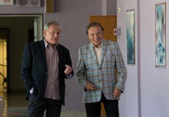 Karel Šíp a Karel Gott