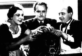 Ljuba Hermanová,  František Smolík a  Ludvík Veverka