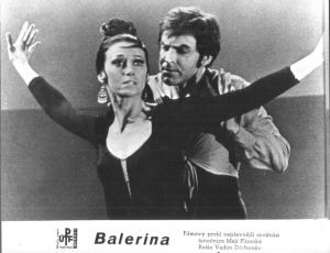 Balerína (1969)