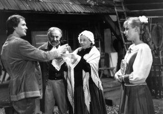 Michal Pešek, Ferdinand Krůta, Alena Kreuzmannová a Kateřina Vinická