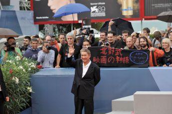 Takeši Kitano v Benátkách 2012