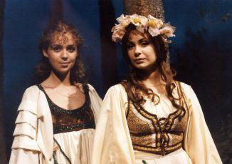 Eva Horká a Ilona Svobodová