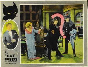 The Cat Creeps (1930)