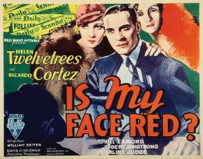 Is My Face Red? (1932)