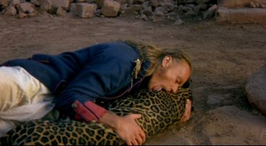 Vášeň v poušti (1998)