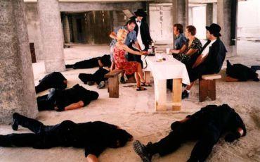 Poslední večeře u arabského šedáka (2000)