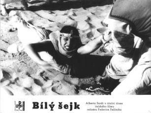 Bílý šejk (1951)