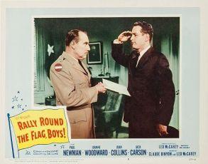 Rally Round the Flag, Boys! (1958)