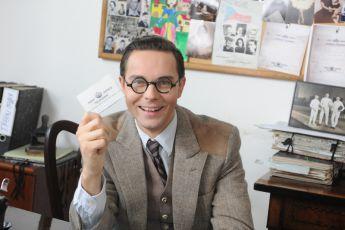 Michal Slaný jako Nicholas Winton