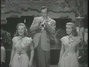 Dvě děvčátka a námořník (1944)