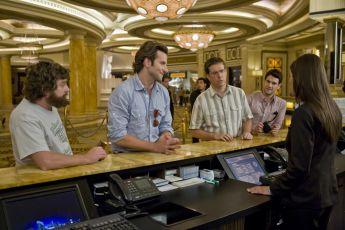 Bradley Cooper Ed Helms Zach Galifianakis Justin Bartha