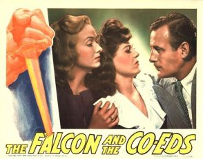 The Falcon and the Co-eds (1943)